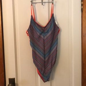 Lucky Brand One Piece Swimsuit